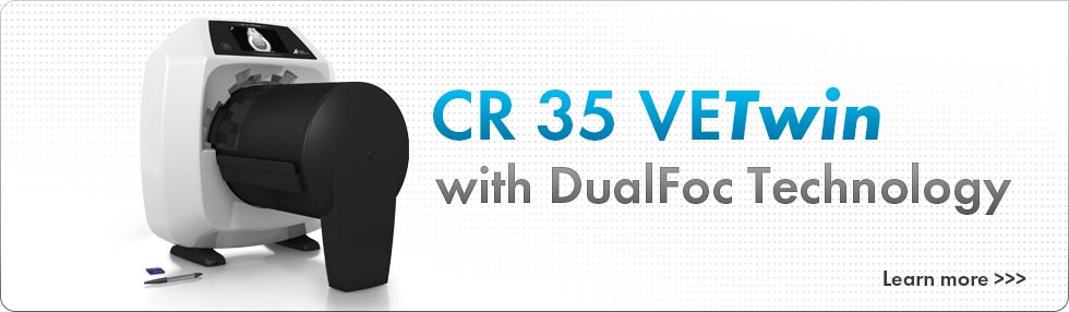 CR 35 VETwin with DualFoc Technology - learn more